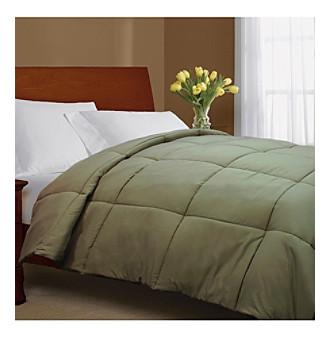 Blue Ridge Home Fashions Microfiber Down-Alternative Comforter