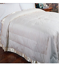 Blue Ridge Home Fashions Microfiber Down-Alternative Blanket
