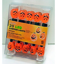 20 LED Pumpkin Lights