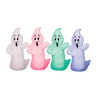 Light Up Color Changing Sparkling Ghost