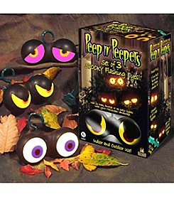 Set of 3 Spooky Flashing Eyes Asst.