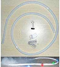Deluxe Light Up Fog Accessory Kit