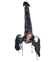 Animated Hanging Upside Down Reaper