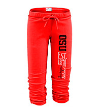 Soffe® Juniors' Ohio State Football Capri Sweatpants