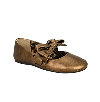 "Nina Kids® Girls' ""Carly"" Ballerina Flat"