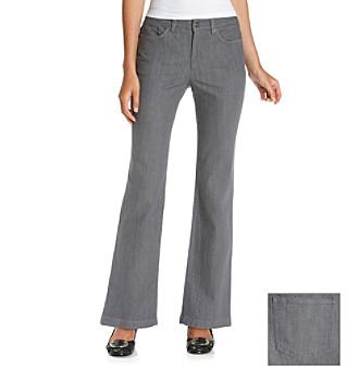 Jones New York Sport® Graphite Wash Lean Bootcut Jeans