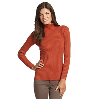 Ruff Hewn Ribbed Turtleneck Sweater