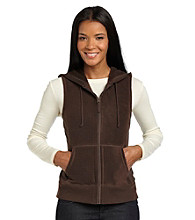 Ruff Hewn Zip-Front Fleece Vest