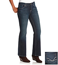 Nine West Vintage American Collection® Petites' Dark Water Bootcut Jeans