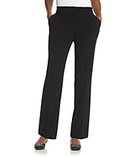 Briggs New York® Petites' Perfect Fit Pants