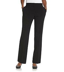 Briggs New York® Petites' Perfect Fit Pants