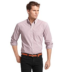 Izod® Men's Essential Stripe Buttondown Shirt