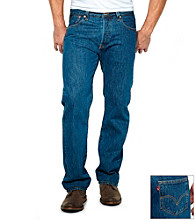 Levi's® Men's Red Tab™ 501® Dark Stonewash Original Button-Fly Jeans