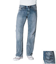 Silver Jeans Co. Men's Light Zac Relaxed Straight-Fit Jeans