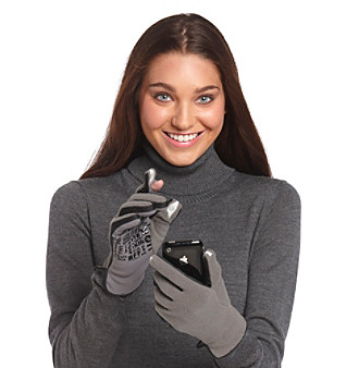 Grandoe® Texter's Delight Microfleece Gloves