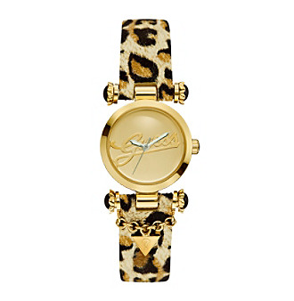 Guess Goldtone 30th Anniversary Watch