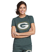 College Concepts Green Bay Packers Short Sleeve Top