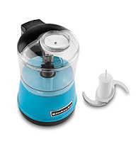 KitchenAid® Crystal Blue 3.5-Cup Food Chopper