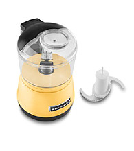 KitchenAid® Yellow 3.5-Cup Food Chopper