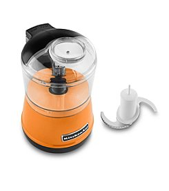 KitchenAid® Tangerine 3.5-Cup Food Chopper