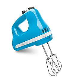 KitchenAid® Crystal Blue 5-Speed Ultra Power Hand Mixer