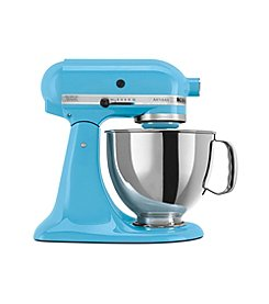 KitchenAid® Artisan® Crystal Blue 5-qt. Stand Mixer + FREE Grinder or Shredder see offer details