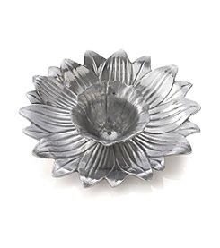 Wilton  Armetale® Garden Art Daffodil Chip n' Dip