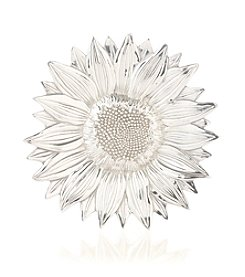 Wilton Armetale® Garden Art Sunflower Tray