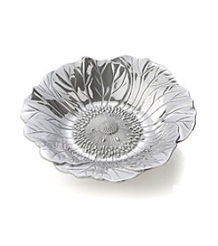 Wilton Armetale® Garden Art Anemone Bowl