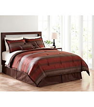 Stanford 6-pc. Comforter Set by LivingQuarters