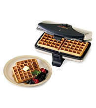 Chef's Choice Two Squares Classic WafflePro Wafflemaker