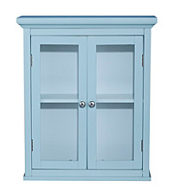 Elegant Home Fashions® Hampton 2-Door Wall Cabinet