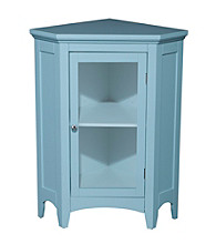 Elegant Home Fashions® Hampton 1-Door Corner Floor Cabinet