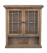 Elegant Home Fashions® Harrington 2-Door Wall Cabinet