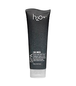 H2O Plus Sea Moss Black Sand Scrub 8.5-oz.