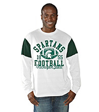 G-III Men's Michigan State Sack Novelty Tee