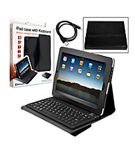 Trademark Games™ iPad Bluetooth Keyboard and Protective Case