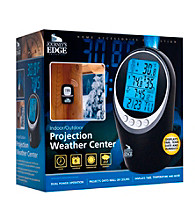 Journey's Edge™ Indoor Outdoor Projection Weather Center