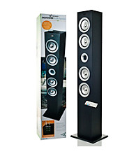 Takashi Remote Controlled Digitower Audio Speaker for MP3 Players