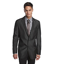 Kenneth Cole REACTION® Men's Grey Birdseye Sportcoat