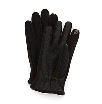 Isotoner® Men's smarTouch® Stretch Gloves
