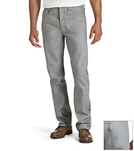 Levi's® Men's 501® Original Shrink-to-Fit™ Silver Jeans