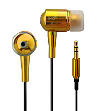 iHip® Metal Noise Isolating Earbuds