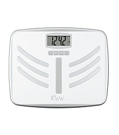 Weight Watchers Wide Platform Body Analysis Scale