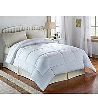 LivingQuarters All Seasons Down Comforter