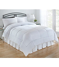 LivingQuarters Lightweight Down-Alternative Comforter