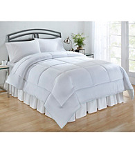 LivingQuarters All Seasons Down-Alternative Comforter