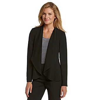 Nine West® Oversized Shawl-Collar Jacket