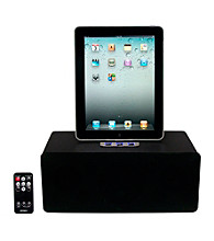 Jensen Docking Speaker Station for iPad®, iPod®, and iPhone®