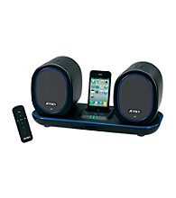 Jensen Docking Digital Music System with Wireless Speakers for iPod® and iPhone®